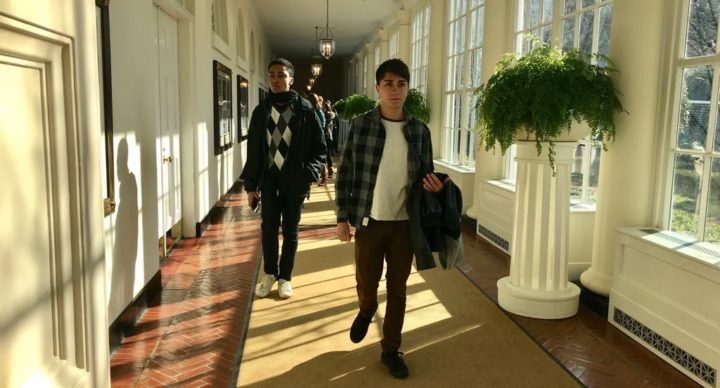 Intercâmbio nos Estados Unidos - Programa Seleciona Jovens