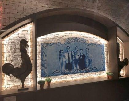Cristiano Ronaldo CR7 - Abre o Restaurante Casa Aveiro by Dolores em Gramado