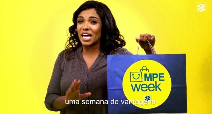 MPE Week - BB realiza ação para apoiarMicro e Pequenas Empresas