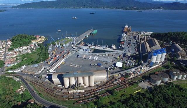Porto de São Francisco projeta investimento de R$ 180 milhões