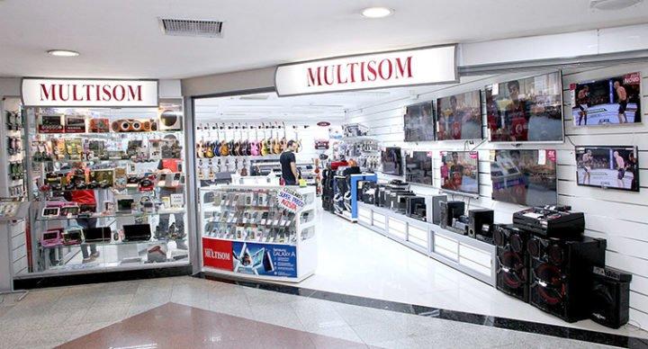 MULTISOM - Rede gaúcha de eletroeletrônicos está encolhendo