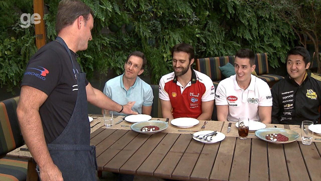 Barrichello abre restaurante próprio inspirado em vivências da carreira