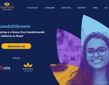 Souza Cruz abre as portas para startups que querem transformar grandes mercados