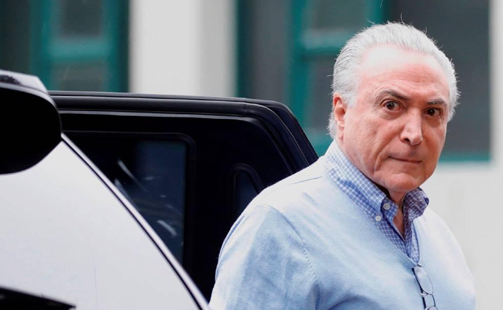 Michel Temer e Moreira Franco são presos em operação da Lava Jato