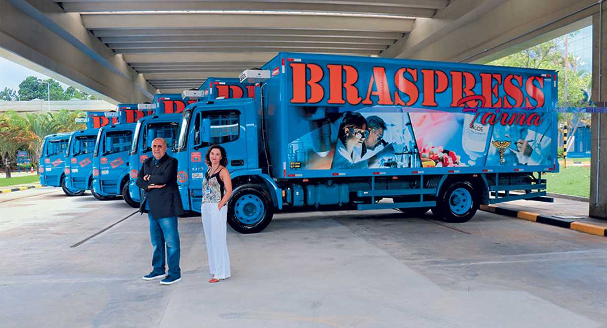 Tayguara Helou e a bela história da Braspress