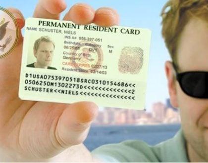 Investidores temem aumento de 140% em Programa de Green Card para visto nos EUA