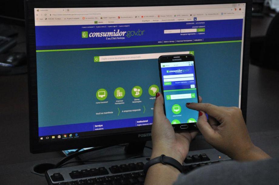 Consumidores podem negociar dívidas com bancos pela internet